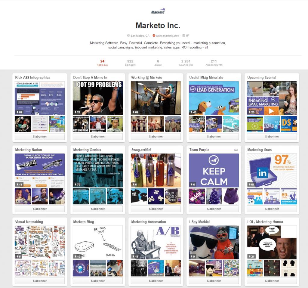 Utiliser Pinterest pour sa stratégie social media B2B